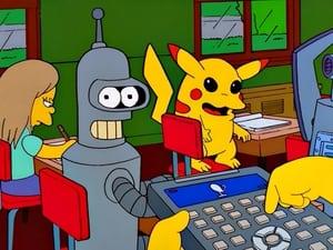 The Simpsons Season 14 : Bart vs. Lisa vs. the Third Grade