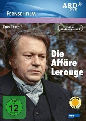 Filmposter Die Affäre Lerouge