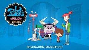 Casa Foster pentru Prieteni Imaginari: Destinația Imaginația (2008) – Dublat în Română
