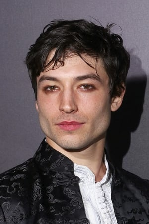 Ezra Miller isBarry Allen / Flash