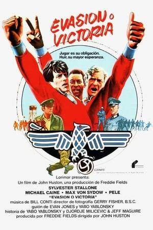 VER Evasión o victoria (1981) Online Gratis HD