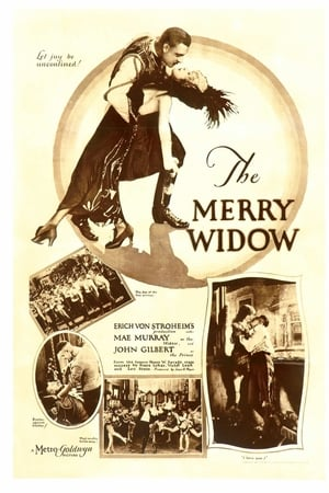 The Merry Widow poster