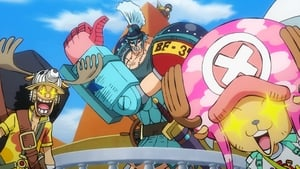 One Piece: Stampede Images Gallery
