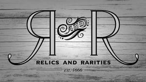مسلسل Relics and Rarities 2019