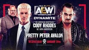 Watch S3E3 - All Elite Wrestling: Dynamite Online