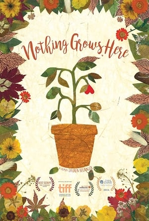 Poster Nothing Grows Here (2016)