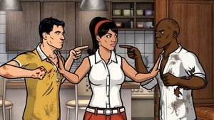 Archer Season 6 :Episode 2  Three to Tango