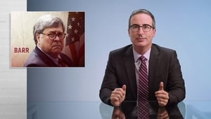 Last Week Tonight with John Oliver: 7×28