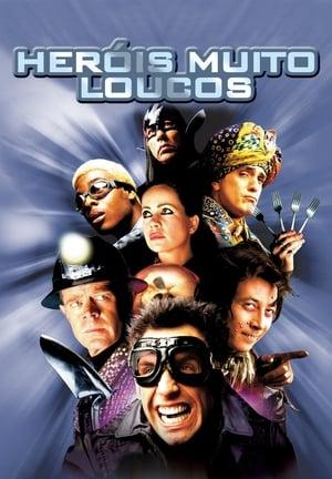 Heróis Muito Loucos - Poster