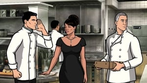 Archer Season 4 :Episode 7  Live and Let Dine