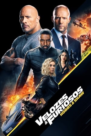 Velozes & Furiosos: Hobbs & Shaw Torrent, Download, movie, filme, poster