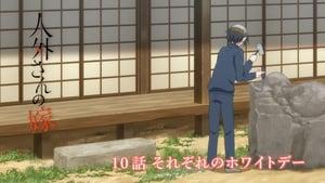 Jingai-san no Yome Episódio 10
