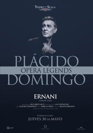 ERNANI CON PLÁCIDO DOMINGO   OPERA LEGENDS (2019)