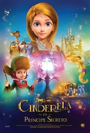 Capa do Filme Cinderela e o Príncipe Secreto