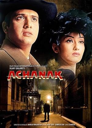 Poster Achanak (1998)