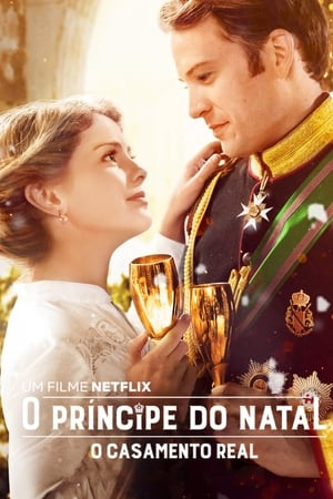 O Príncipe do Natal: O Casamento Real Torrent, Download, movie, filme, poster