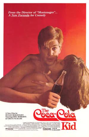 Capa do filme Coca-Cola Kid