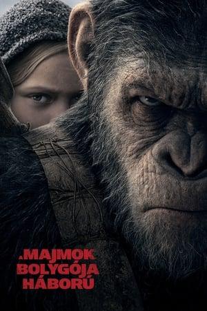 A majmok bolygója: Háború