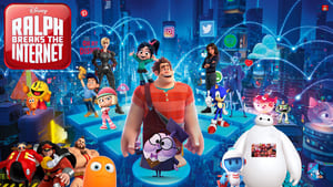 Ralph Breaks the Internet 2018 Full Movie Watch Online HD 720p