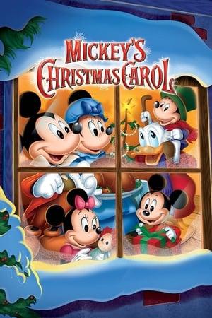 Mickey's Christmas Carol film posters