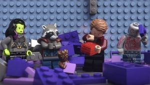 LEGO Marvel Super Heroes – Guardians of the Galaxy: The Thanos Threat (2017), film animat online subtitrat in Romana