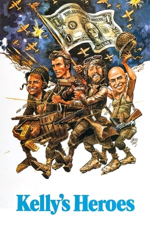 Kelly's Heroes (1970) is one of the best movies like Apocalypse Now (1979)