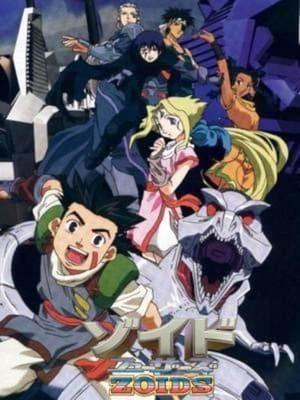 VER Zoids (2001) Online Gratis HD