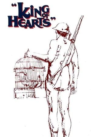 King of Hearts -Regele de cupă (1966)