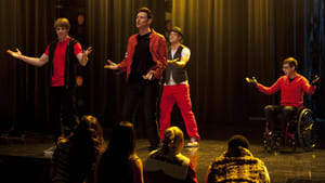 Glee - Enfrentamiento episodio 16 online