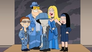 American Dad! Season 15 :Episode 11  Oretron Trail