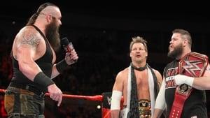 WWE Raw Season 25 : January 30, 2017 (Laredo, Texas)