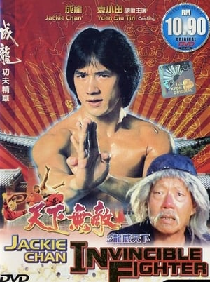 Jackie Chan – Invincible Fighter