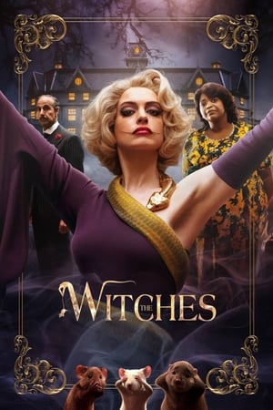 Poster Roald Dahl's The Witches (2020)