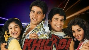 Hindi movie from 1992: Khiladi