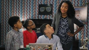 Online Black-ish Temporada 1 Episodio 19 ver episodio online El mundo real