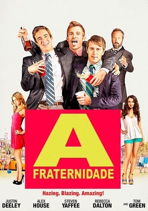 A Fraternidade Torrent, Download, movie, filme, poster