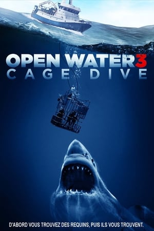 open water 3 cage dive streaming vf voirfilms. Black Bedroom Furniture Sets. Home Design Ideas