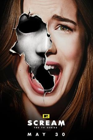 Scream 2ª Temporada Torrent, Download, movie, filme, poster