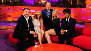 The Graham Norton Show Season 15 : Russell Crowe, Cameron Diaz, Richard Ayoade, Kylie Minogue