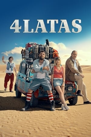 Film 4 latas streaming VF gratuit complet