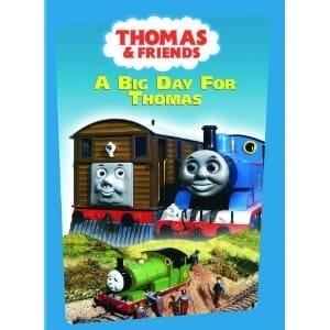 Thomas & Friends Season 0 :Episode 10  A Big Day for Thomas