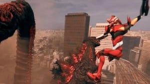 Godzilla vs. Evangelion: The Real 4-D