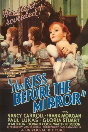 Le baiser devant le miroir