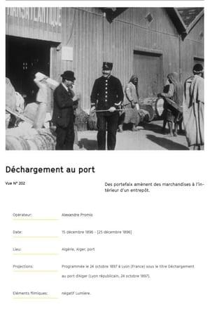 Alger: déchargement au port-Azwaad Movie Database