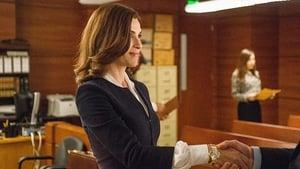 The Good Wife Season 6 Episode 1