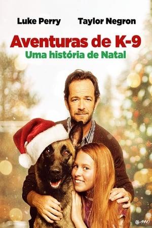 As Aventuras de K-9: Uma História de Natal - Poster
