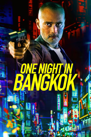Poster One Night in Bangkok (2020)