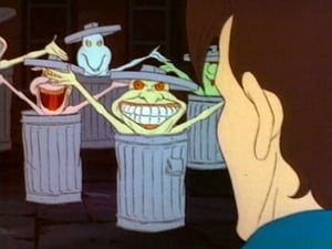 The Real Ghostbusters: 1×4