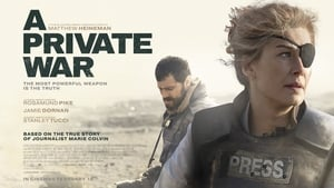 English movie from 2018: A Private War