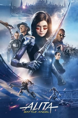 Alita: Battle Angel film posters